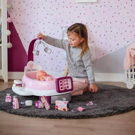Elektroniczna Opiekunka Baby Nurse Dla Lalki Smoby
