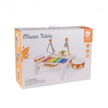 Zestaw Instrumenty Muzyczne Classic World