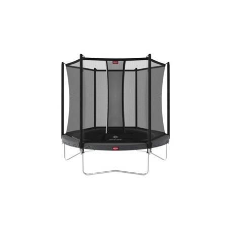 BERG Trampolina Favorit Gray 270 cm + Siatka Comfort