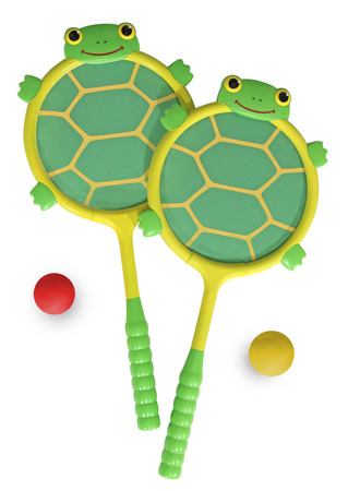 Badminton dla najmłodszych  Melissa and Doug 16165 DSC