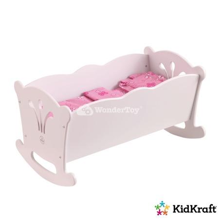 Biała Kołyska dla lalek Lil Doll Kidkraft 60101