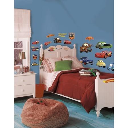 Dekoracje ścienne samoprzylepne Auta  Naklejki RoomMates RMK1520SCS