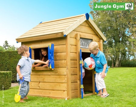 Domek  Jungle Playhouse Jungle Gym