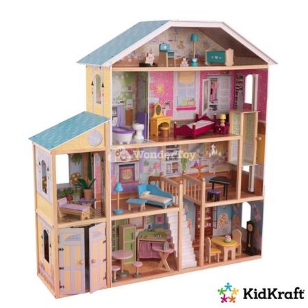 Domek dla lalek KidKraft Majestic Mansion 65252