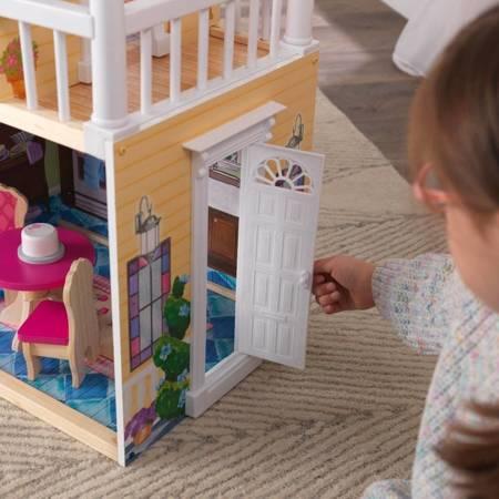 Domek dla lalek KidKraft My Dreamy  65823 Światło i Dźwięk