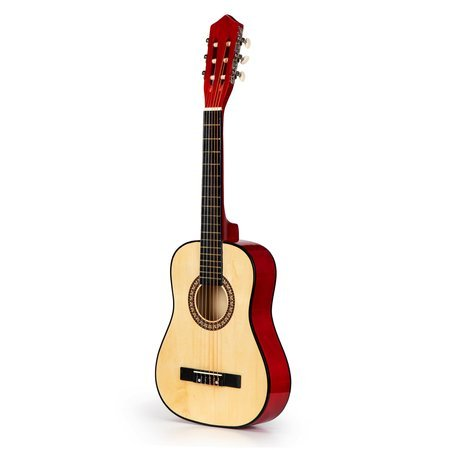 Drewniana Gitara  6 strun