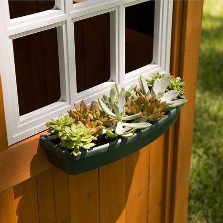 Drewniany Domek Ogrodowy KidKraft Garden View