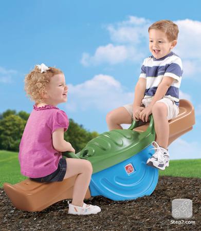 Huśtawka Step 2 dla najmłodszych Step 2 Play Up Teeter Totter 716800