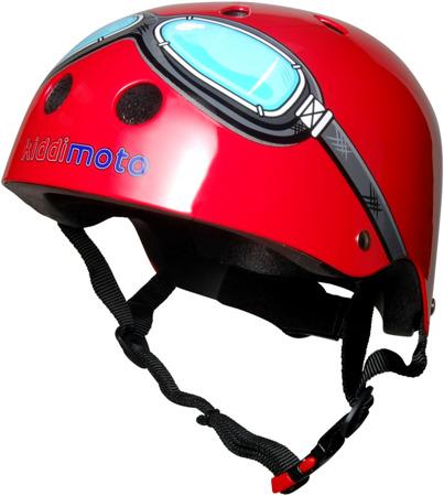 Kask Kiddimoto ® Red Goggle  KMH006