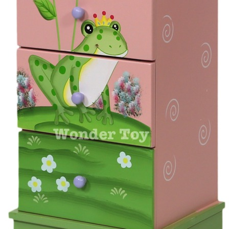 Komoda 7 szuflad Magic Garden