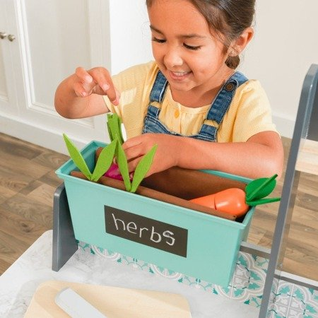 Kuchnia dla dzieci Garden Agro Światło i Dźwięk KidKraft  53442