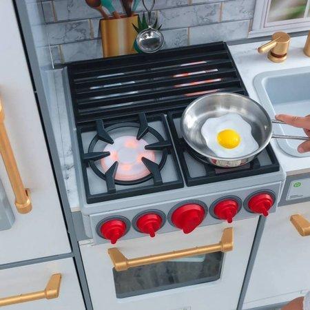 Kuchnia dla dzieci Uptown Elite   Światło i Dźwięk KidKraft  53437