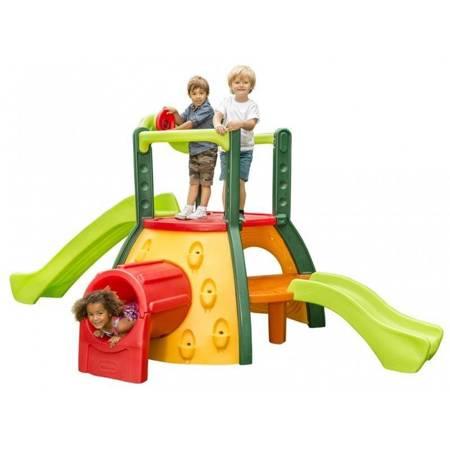 Little Tikes Super Plac Zabaw  Małpi Gaj +  Zjeżdżalnia