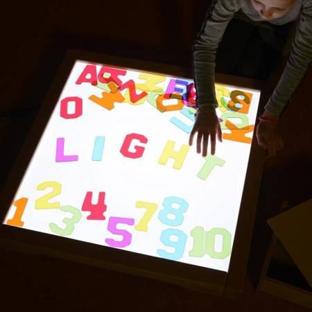 MASTERKIDZ Panel Świetlny LED Zmiana kolorów Pilotem
