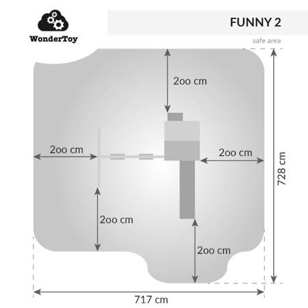 Plac Zabaw Funny 2 Fungoo
