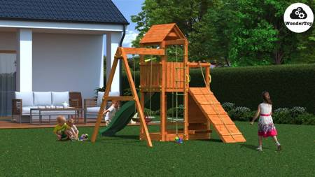 Plac zabaw Activer Teak Hide  FunGoo ®