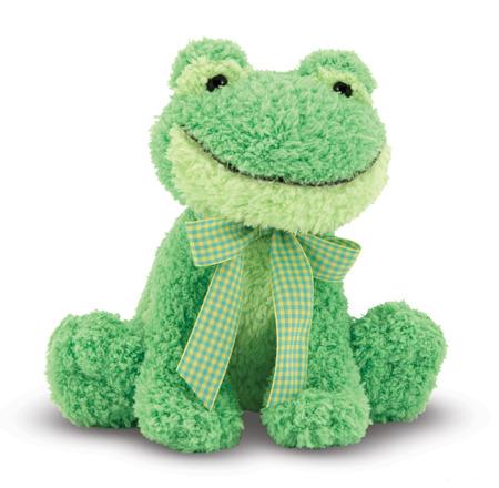 Pluszak Przytulanka Żabka Froggy 17404 Melissa and Doug