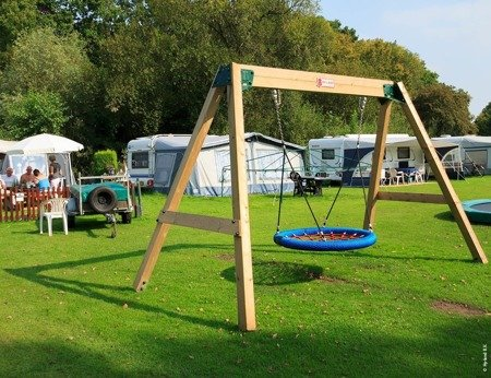 Profesjonalna huśtawka Hy-Land S ® Outdoor Play Equipment