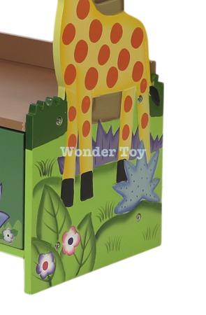 Regał na książki z szufladą Sunny Safari