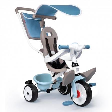 SMOBY Rowerek Trójkołowy Baby Balade plus Niebieski