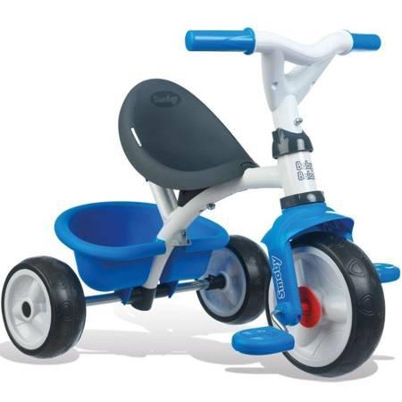 Smoby Rowerek Trójkołowy Baby Balade Niebieski