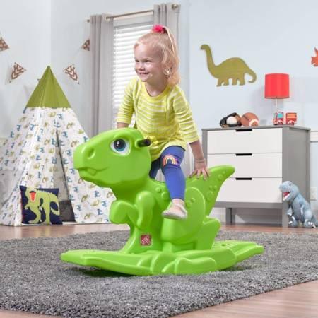 Step2 Zielony Bujak Dinozaur