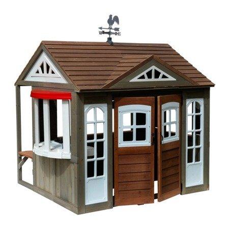 Stylowy Drewniany Domek Ogrodowy Country Vista Kidkraft P280097