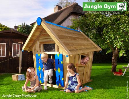 Szalony Domek  Jungle Gym  Crazy Playhouse
