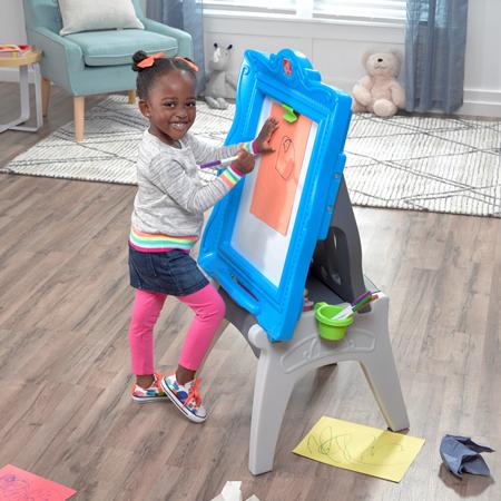 Sztaluga z siedzeniem - Tablica do rysowania i malowania 483100 Step2